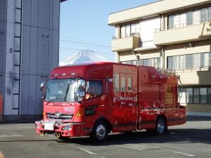 裾野41(救助工作車)
