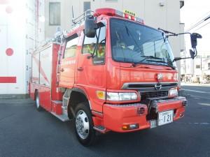 長泉41(救助工作車)